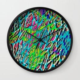 Petri Peep Wall Clock