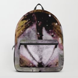 Butterfly Prayers No. 1C by Kathy Morton Stanion Backpack