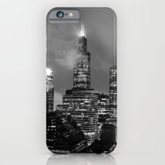 Foggy Chicago Night iPhone 6s Slim Case