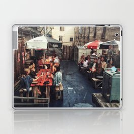 Outdoor Brunch Laptop & iPad Skin