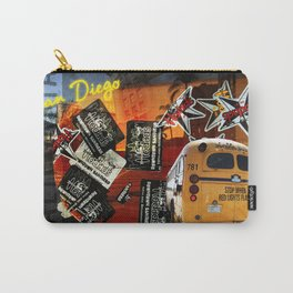 SAN DIEGO Carry-All Pouch