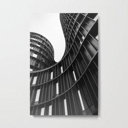 AXEL TOWERS / Copenhagen, Denmark Metal Print