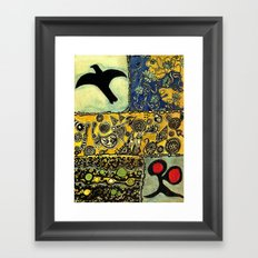 hope 3 Framed Art Print