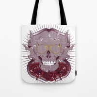 disco Tote Bags featuring Disco by Tshirt-Factory