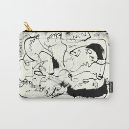 Dancing Forever Carry-All Pouch