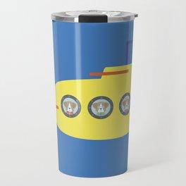 The Beagles - Yellow Submarine Travel Mug