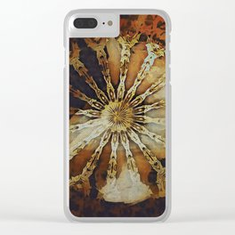 Wheel Of Time 2019 Clear iPhone Case