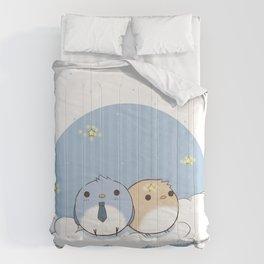 Bird!Destiel Comforters