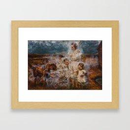 Hope Springs Framed Art Print