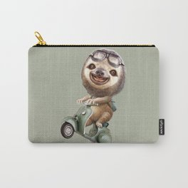 RUNAWAY SLOTH Carry-All Pouch