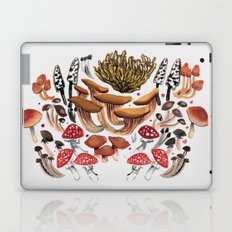 Autumnal Fungi Laptop & iPad Skin