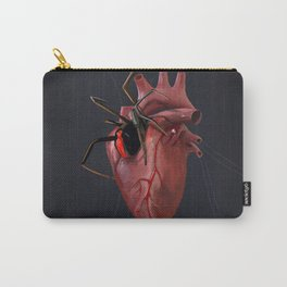 The Heart of a Loner Carry-All Pouch