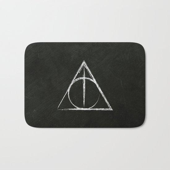 Deathly Hallows (Harry Potter) Bath Mat