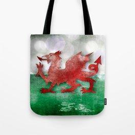 Wales - Cymru Tote Bag