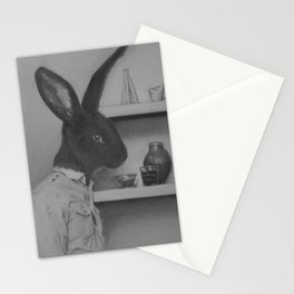 Not quite the black sheep of the family Stationery Cards