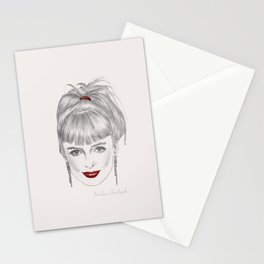 KRYSTEN THE B OF APT 23 Stationery Cards