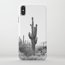 DESERT / Scottsdale, Arizona iPhone Case