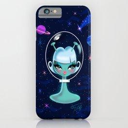 Alien Doll iPhone Case