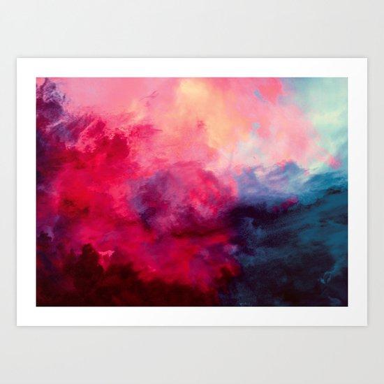 Reassurance Art Print