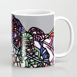 LAX Scramble Coffee Mug