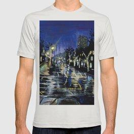 Rainy Night in Boston T-shirt