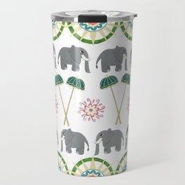 Elephant Parade  Travel Mug
