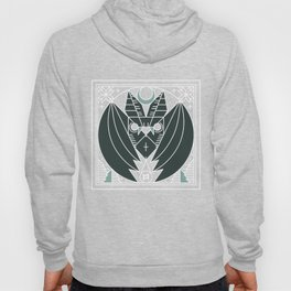 Bat from Transylvania Hoody