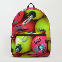 Floats By The Sea Backpack