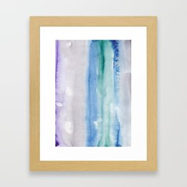 13  | 190907 | Watercolor Abstract Painting Framed Art Print