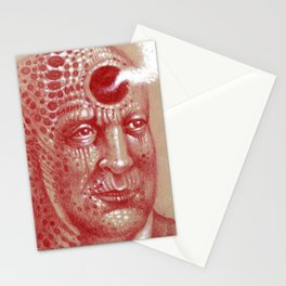 Two Politicians Stationery Cards