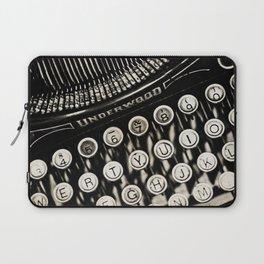 Underwood  typewriter Laptop Sleeve