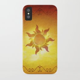 ...and at last i see the light! iPhone Case