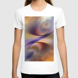 cloudy vortex -2- T-shirt