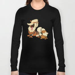 Pokémon - Number 58 & 59 Long Sleeve T-shirt