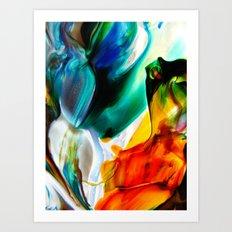 Marquis Reagent Art Print