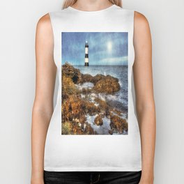 Penmon Lighthouse Biker Tank