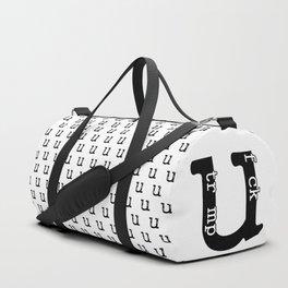 Fuck Trump Duffle Bag