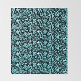 Joshua Tree by CREYES Throw Blanket