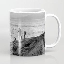 Fishing the Irish Coast Coffee Mug