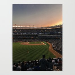 America's Pastime Poster
