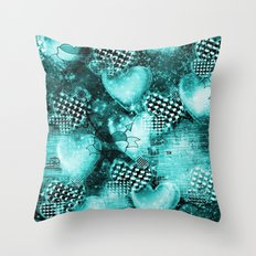 Light Bulb series Throw Pillow