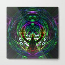 Mother Goddess Through the Ages Metal Print