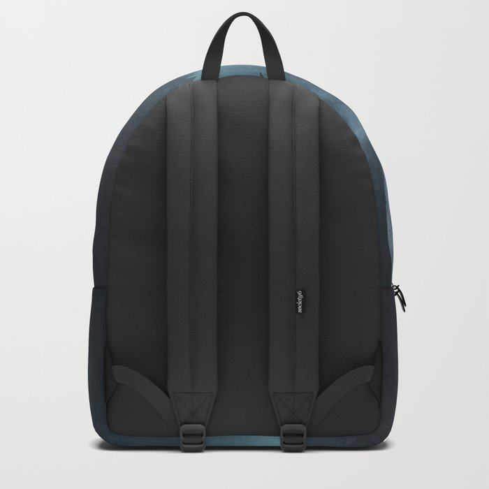 Moon over Trees Backpack