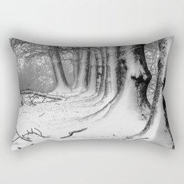 Winter Wonderland 2 Rectangular Pillow