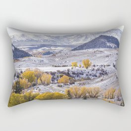 Gore Range Rectangular Pillow