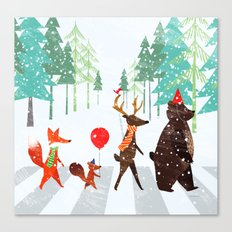 Abbey Road Canvas Print