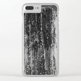 Suspended Water Clear iPhone Case
