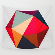 Hex series 1.2 Wall Tapestry