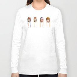 wats the story Long Sleeve T-shirt