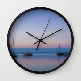 Lake Balaton Wall Clock